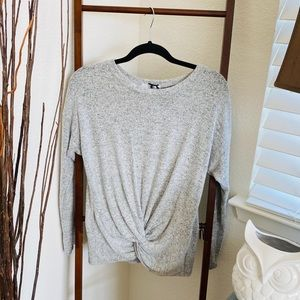 Extra Soft front twisted top